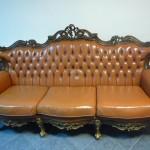 Обработен диван